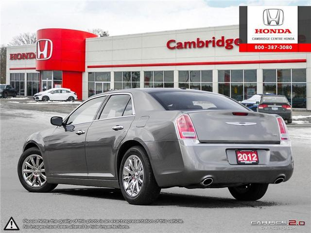 2012 Chrysler 300 Limited (Stk: 17747A) in Cambridge - Image 4 of 27