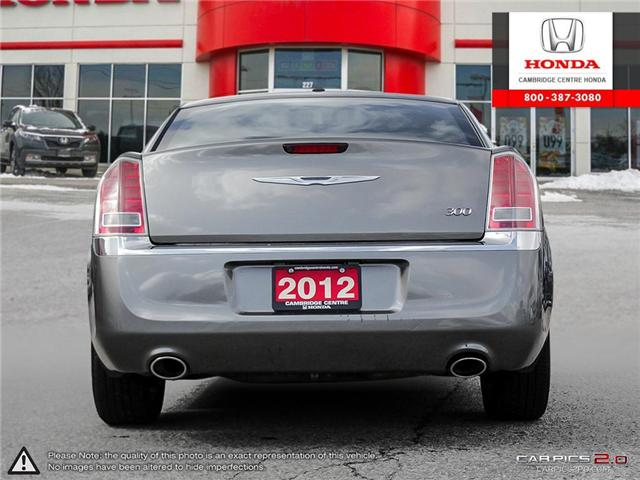 2012 Chrysler 300 Limited (Stk: 17747A) in Cambridge - Image 5 of 27
