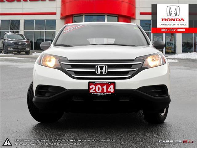 2014 Honda CR-V LX (Stk: 17853A) in Cambridge - Image 2 of 27