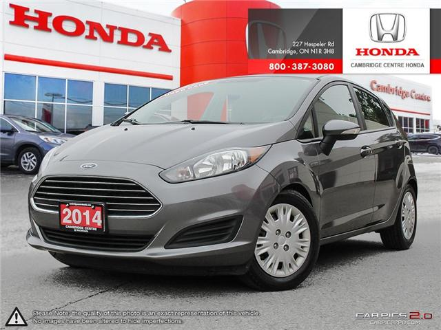 2014 Ford Fiesta SE (Stk: 17784A) in Cambridge - Image 1 of 27