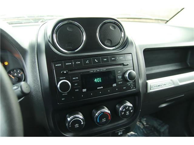 2015 Jeep Compass Sport/North (Stk: 1711564) in Waterloo - Image 14 of 23