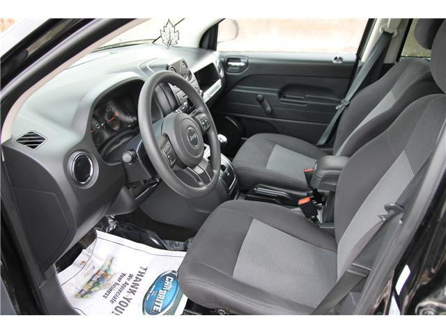 2015 Jeep Compass Sport/North (Stk: 1711564) in Waterloo - Image 9 of 23