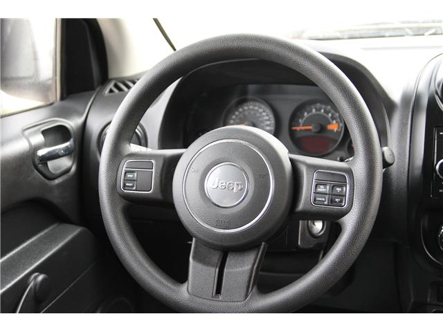 2015 Jeep Compass Sport/North (Stk: 1711564) in Waterloo - Image 11 of 23