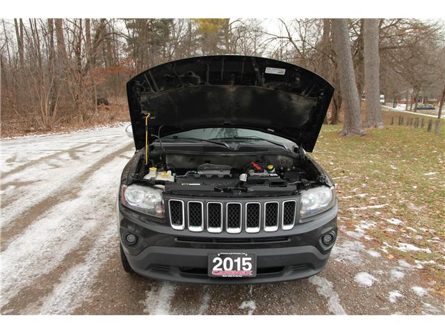 2015 Jeep Compass Sport/North (Stk: 1711564) in Waterloo - Image 22 of 23