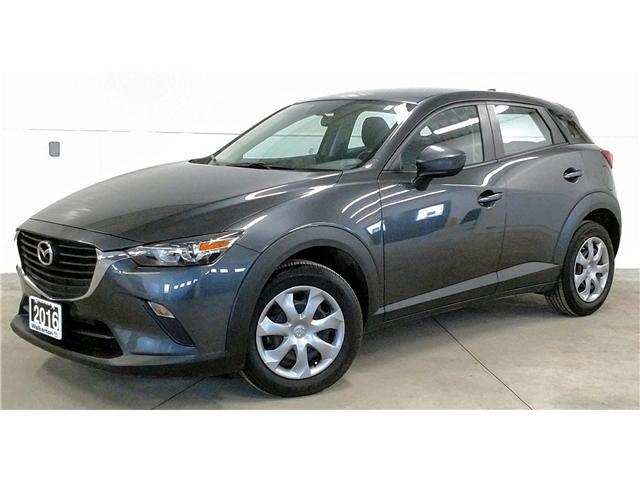 2016 Mazda CX-3 GX (Stk: L7064) in Walkerton - Image 1 of 30