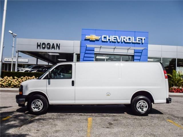 2017 GMC Savana 2500 Work Van (Stk: A121657) in Scarborough - Image 2 of 22