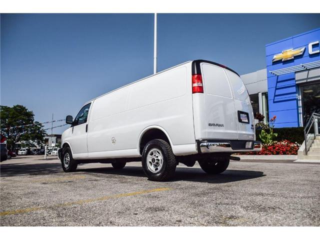 2017 GMC Savana 2500 Work Van (Stk: A121657) in Scarborough - Image 3 of 22