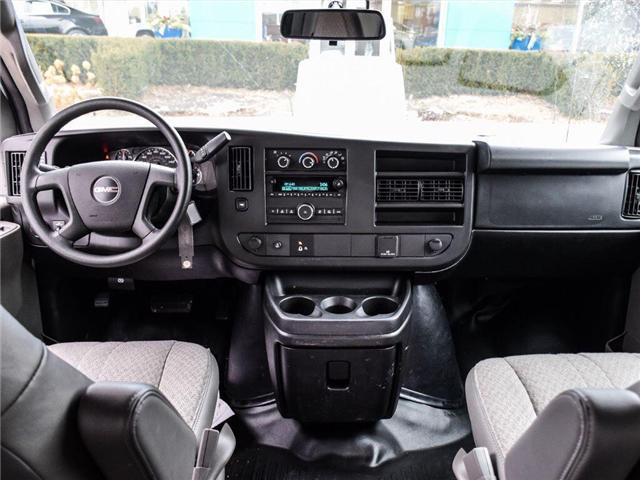 2017 GMC Savana 2500 Work Van (Stk: A121657) in Scarborough - Image 11 of 22
