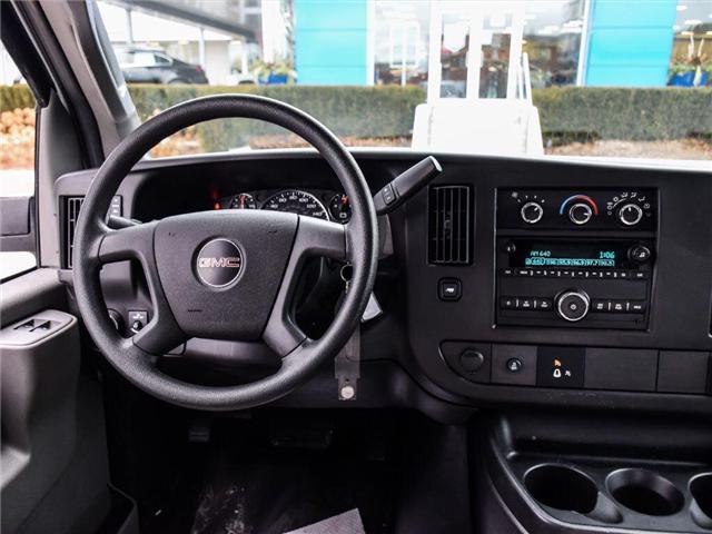 2017 GMC Savana 2500 Work Van (Stk: A121657) in Scarborough - Image 12 of 22