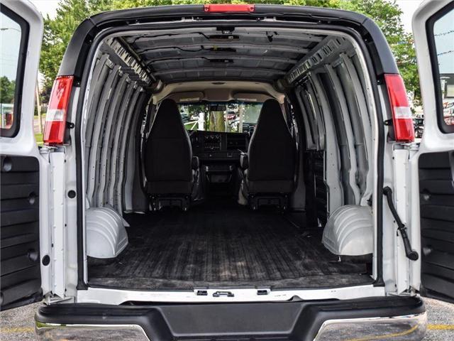 2017 GMC Savana 2500 Work Van (Stk: A121657) in Scarborough - Image 21 of 22