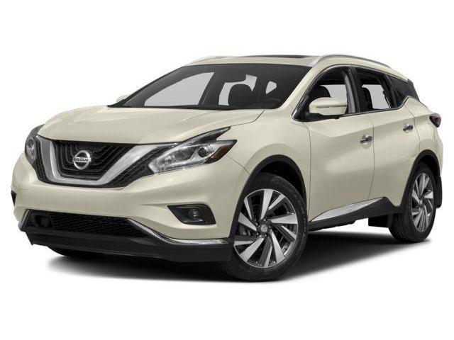 2018 Nissan Murano Platinum (Stk: MR2J05) in Langley - Image 1 of 9