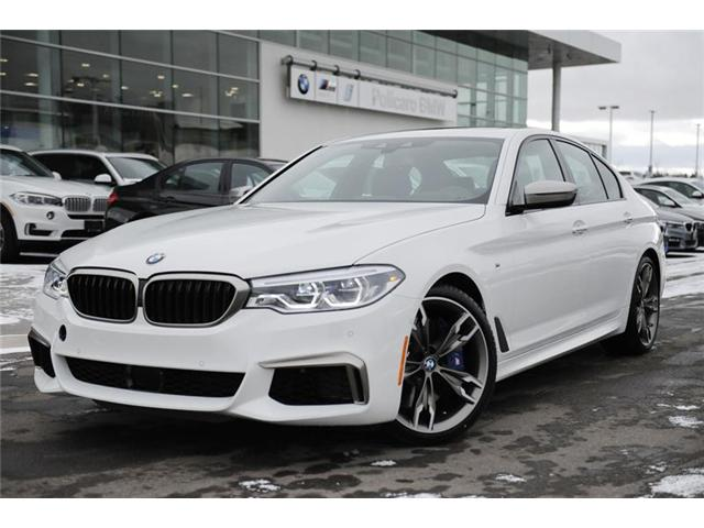 2018 BMW M550 i xDrive (Stk: 8049256) in Brampton - Image 1 of 14