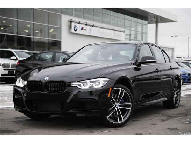 2018 BMW 340i xDrive (Stk: 8411808) in Brampton - Image 1 of 12