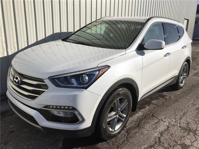 2018 Hyundai Santa Fe Sport 2.4 Base (Stk: U2986D) in Charlottetown - Image 1 of 21