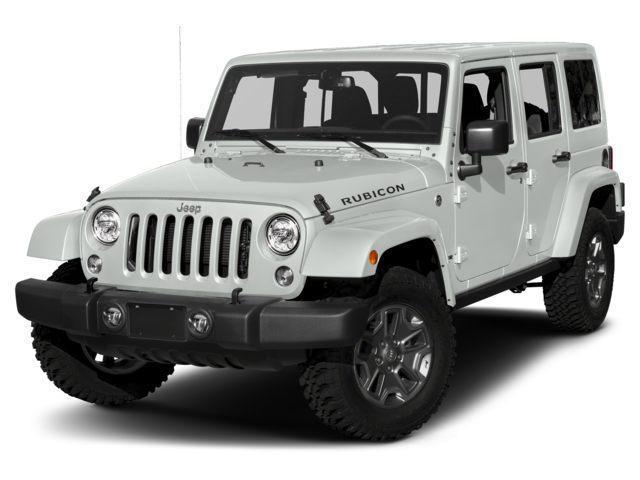 2018 Jeep Wrangler JK Unlimited Rubicon (Stk: 181246) in Thunder Bay - Image 1 of 9
