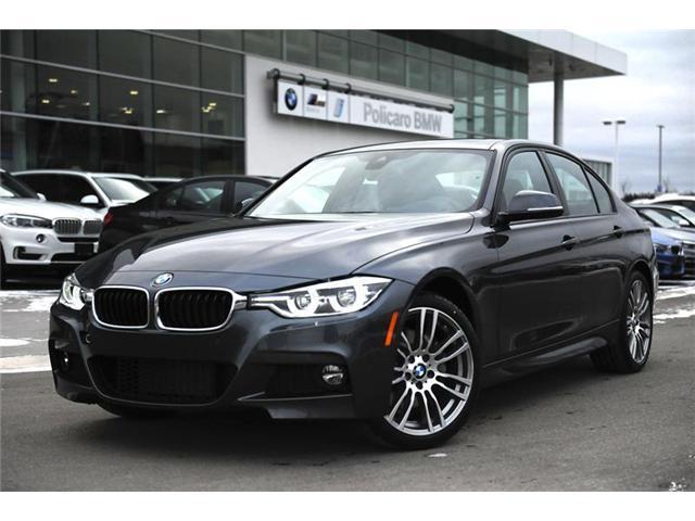 2018 BMW 330 i xDrive (Stk: 8013736) in Brampton - Image 1 of 12
