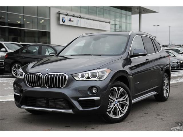 2018 BMW X1 xDrive28i (Stk: 8K26850) in Brampton - Image 1 of 12
