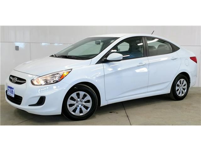 2017 Hyundai Accent GL (Stk: L7059) in Walkterton - Image 1 of 27