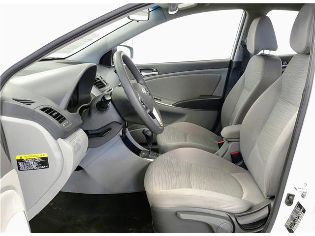 2017 Hyundai Accent GL (Stk: L7059) in Walkerton - Image 11 of 27