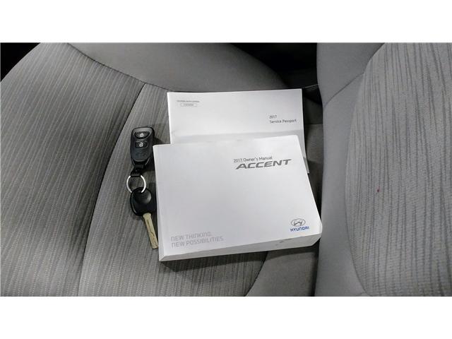 2017 Hyundai Accent GL (Stk: L7059) in Walkerton - Image 26 of 27