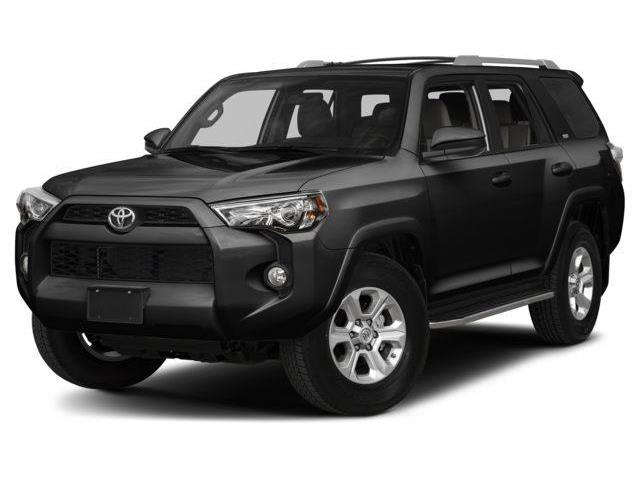 2018 Toyota 4Runner SR5 (Stk: 518177) in Milton - Image 1 of 9