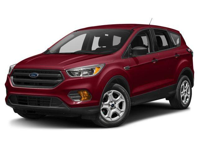 2017 Ford Escape SE (Stk: H-1432) in Okotoks - Image 1 of 9