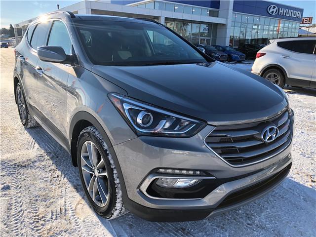 2017 Hyundai Santa Fe Sport 2.0T Limited (Stk: B6837) in Saskatoon - Image 1 of 26