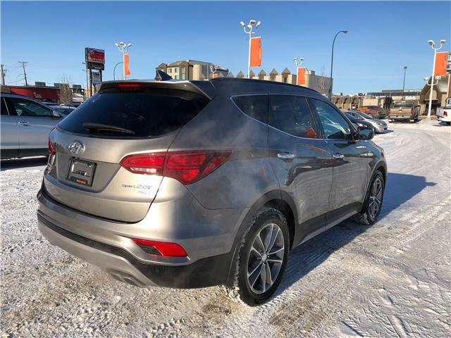 2017 Hyundai Santa Fe Sport 2.0T Limited (Stk: B6837) in Saskatoon - Image 2 of 26