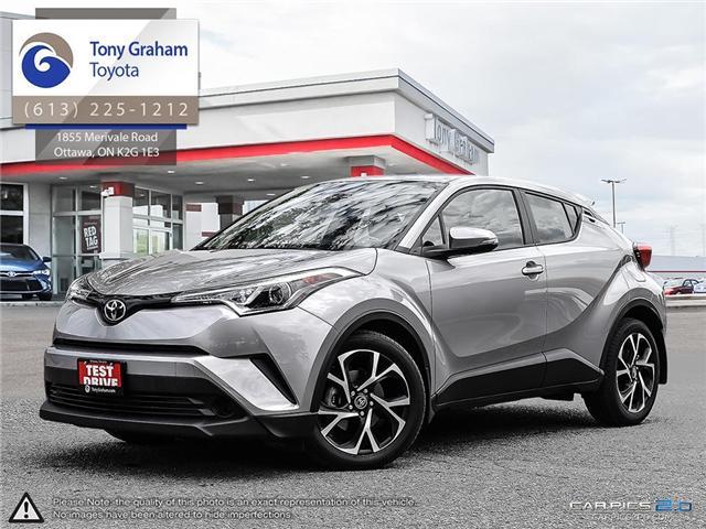 2018 Toyota C-HR XLE (Stk: 55351) in Ottawa - Image 1 of 28