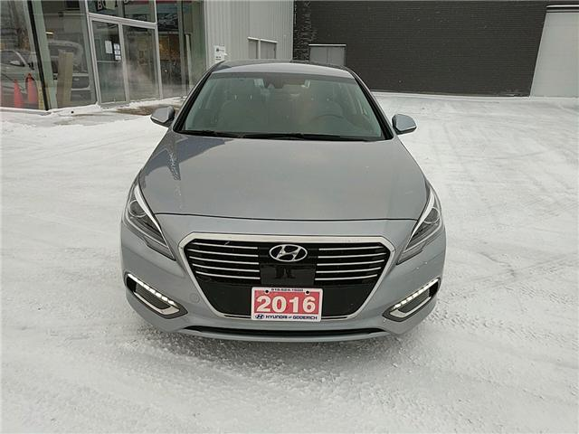 2016 Hyundai Sonata Plug-In Hybrid Ultimate (Stk: 65054) in Goderich - Image 7 of 17
