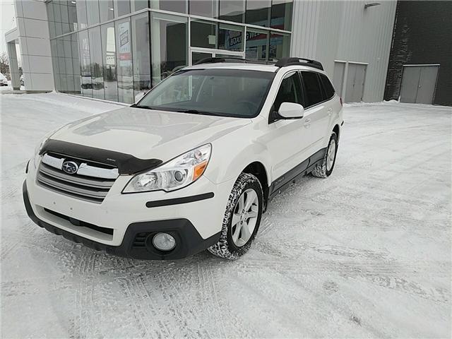 2013 Subaru Outback 2.5i Limited Package (Stk: 80022A) in Goderich - Image 1 of 18