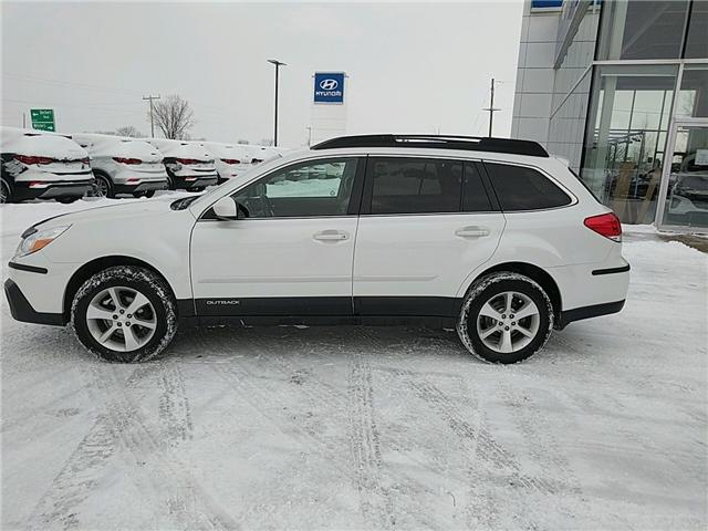 2013 Subaru Outback 2.5i Limited Package (Stk: 80022A) in Goderich - Image 2 of 18