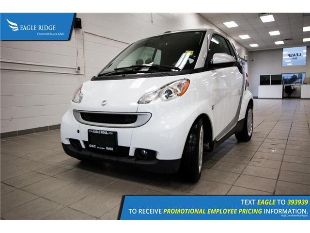 2008 Smart Fortwo Passion (Stk: 087912) in Coquitlam - Image 1 of 12