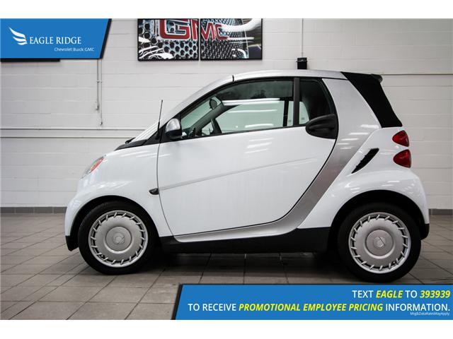 2008 Smart Fortwo Passion (Stk: 087912) in Coquitlam - Image 2 of 12