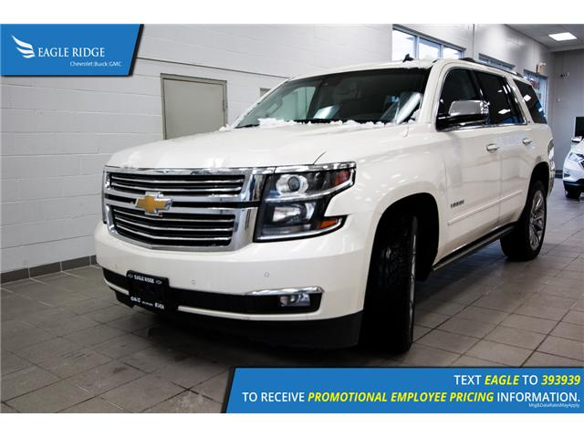 Used Chevrolet Tahoe for Sale in Coquitlam | Eagle Ridge Chevrolet