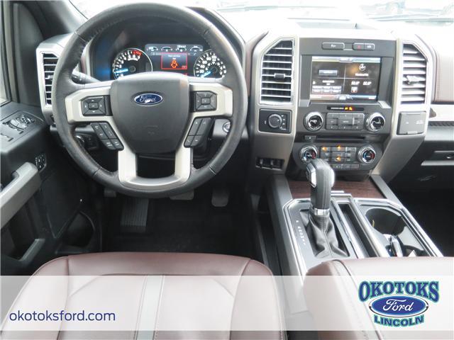 2015 Ford F-150 Platinum (Stk: J-323A) in Okotoks - Image 8 of 26