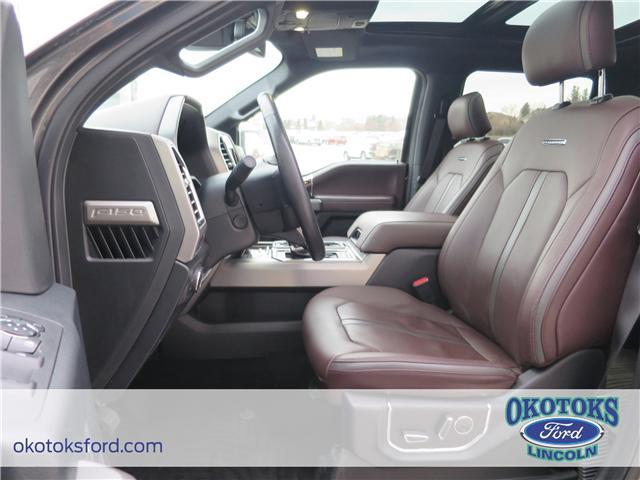 2015 Ford F-150 Platinum (Stk: J-323A) in Okotoks - Image 9 of 26