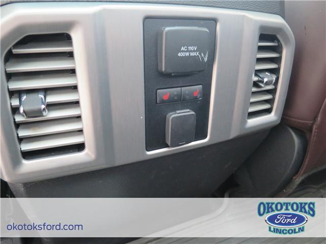 2015 Ford F-150 Platinum (Stk: J-323A) in Okotoks - Image 15 of 26