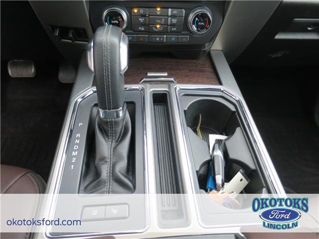 2015 Ford F-150 Platinum (Stk: J-323A) in Okotoks - Image 17 of 26