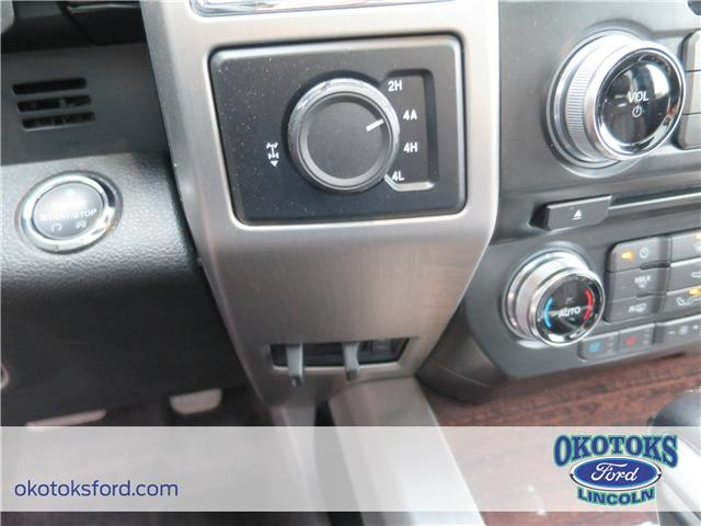 2015 Ford F-150 Platinum (Stk: J-323A) in Okotoks - Image 18 of 26