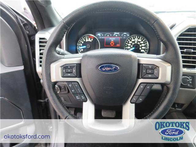 2015 Ford F-150 Platinum (Stk: J-323A) in Okotoks - Image 20 of 26