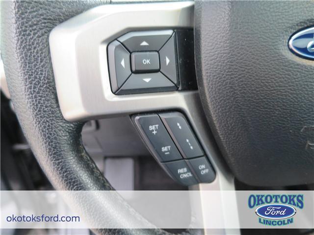 2015 Ford F-150 Platinum (Stk: J-323A) in Okotoks - Image 22 of 26