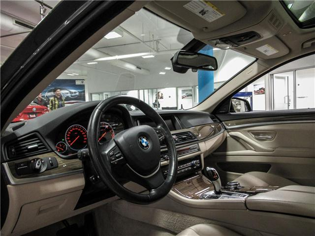 2014 BMW 528i xDrive (Stk: P8146) in Thornhill - Image 9 of 24