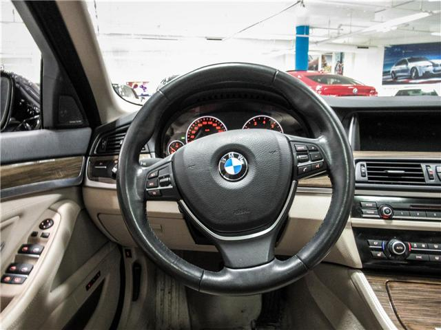 2014 BMW 528i xDrive (Stk: P8146) in Thornhill - Image 13 of 24