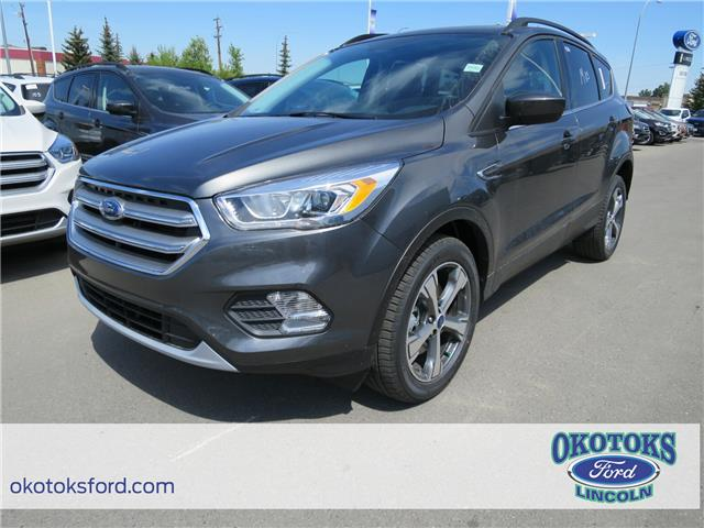 2017 Ford Escape SE (Stk: HK-302) in Okotoks - Image 1 of 6