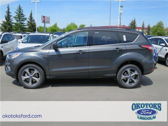 2017 Ford Escape SE (Stk: HK-302) in Okotoks - Image 2 of 6