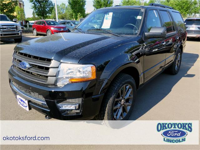 2017 Ford Expedition Limited (Stk: H-722) in Okotoks - Image 1 of 6