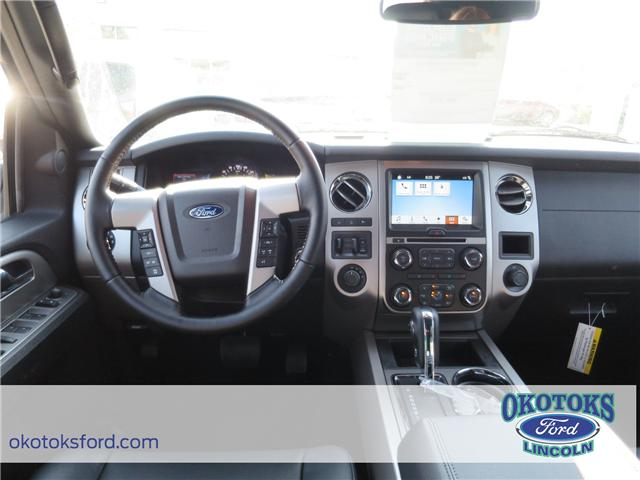 2017 Ford Expedition Limited (Stk: H-722) in Okotoks - Image 4 of 6