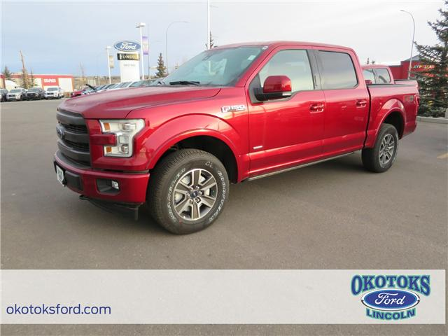2017 Ford F-150 Lariat (Stk: H-2188) in Okotoks - Image 1 of 6