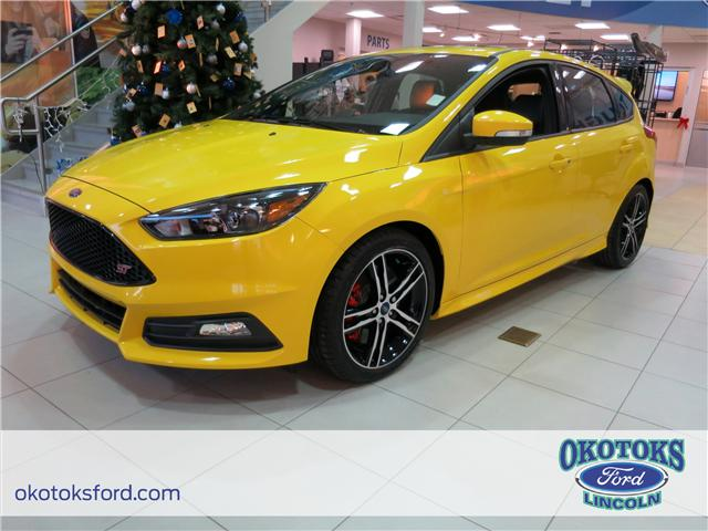 2017 Ford Focus ST Base (Stk: H-1698) in Okotoks - Image 1 of 6